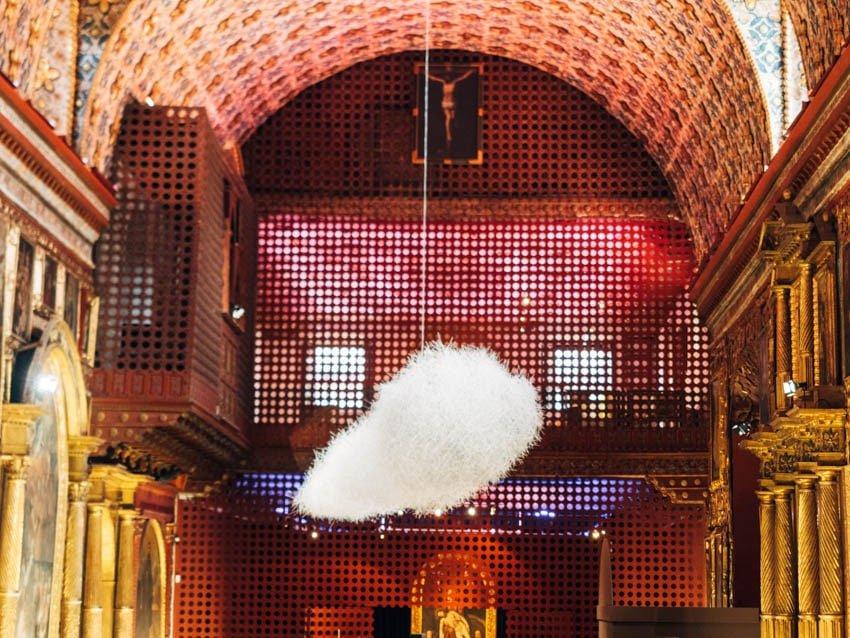 église santa clara incontournable d'une visite de bogota en colombie