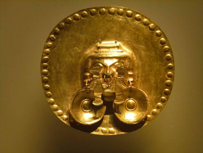 Musée de l'or de Bogota
