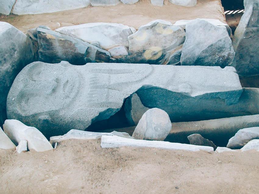 parque arqueologico san agustin viajar por colombia