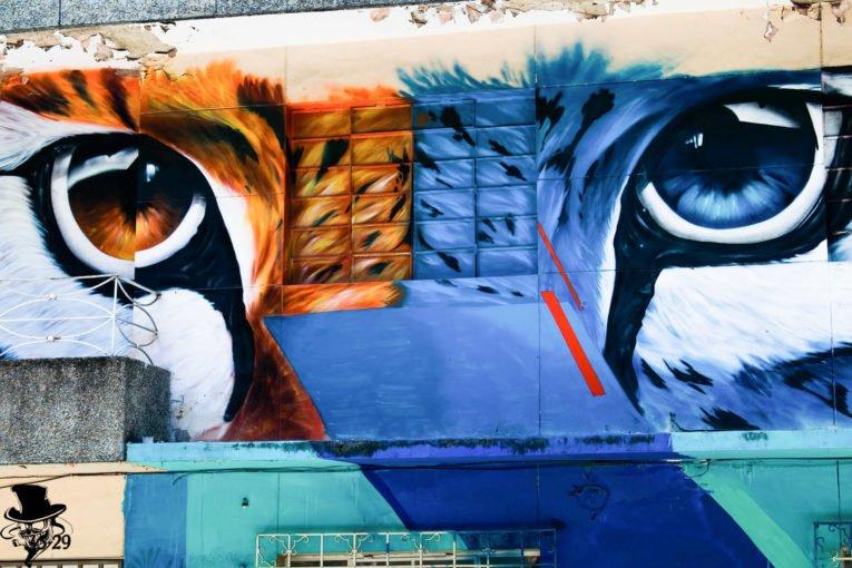 graffiti tour dans la comuna 13 à medellin incontournable d'un voyage en colombie