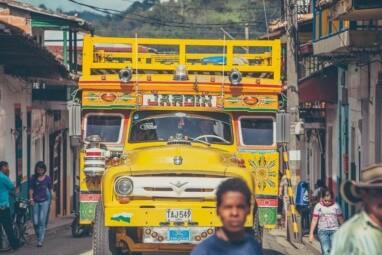 Guide pratique Voyage en Colombie
