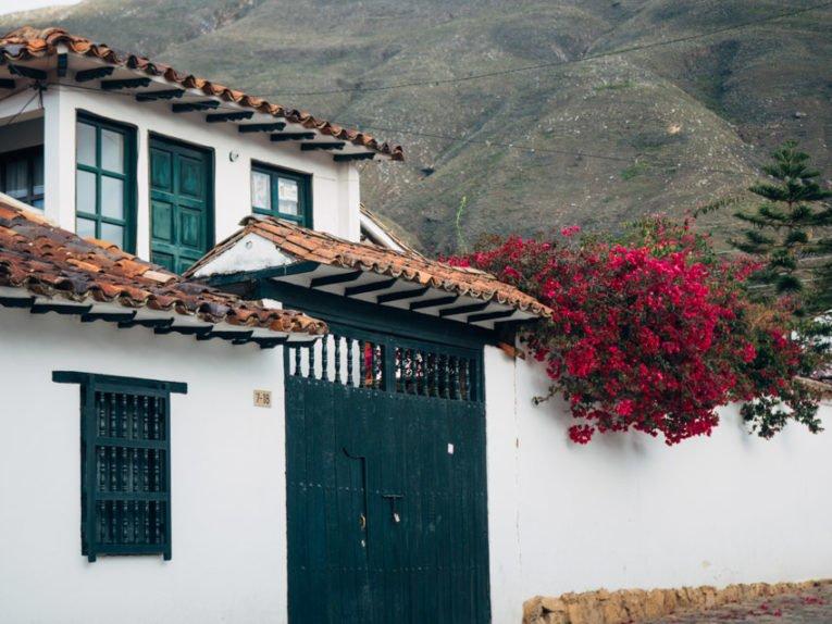 villa de leyva voyage en Colombie