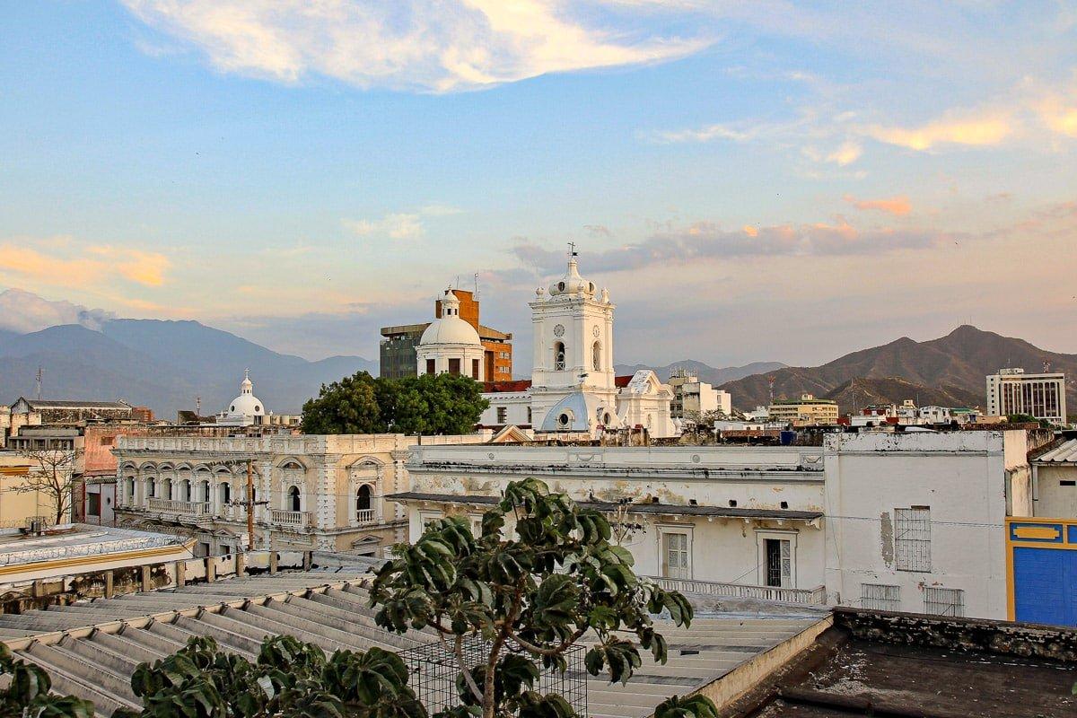 Santa marta ville autour du parc tayrona voyage en colombie