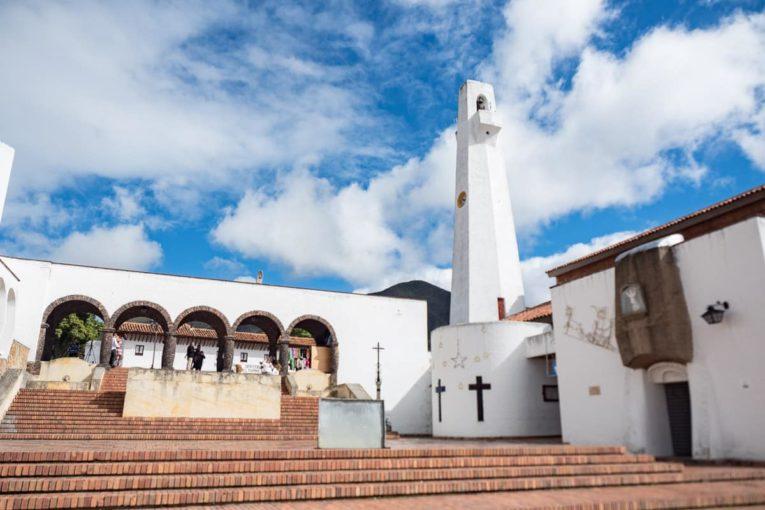 Place centrale de Guatavita
