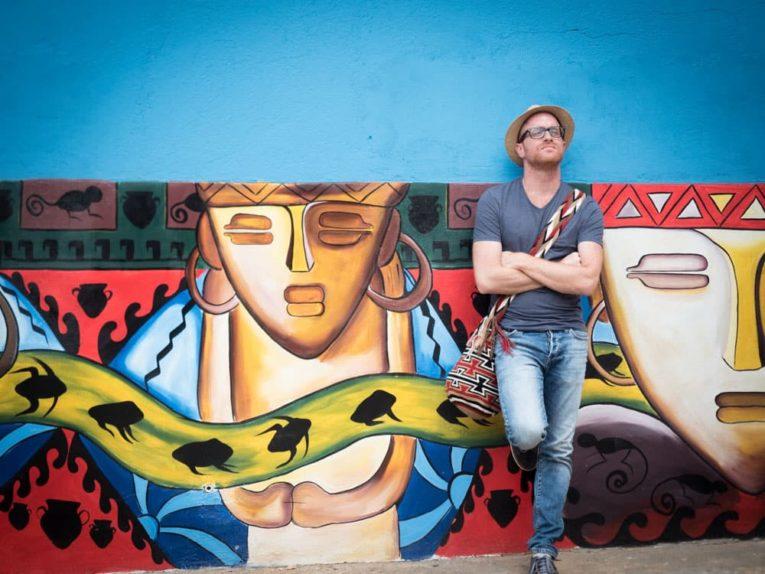 Visite de Raquira lors d'un voyage en Colombie