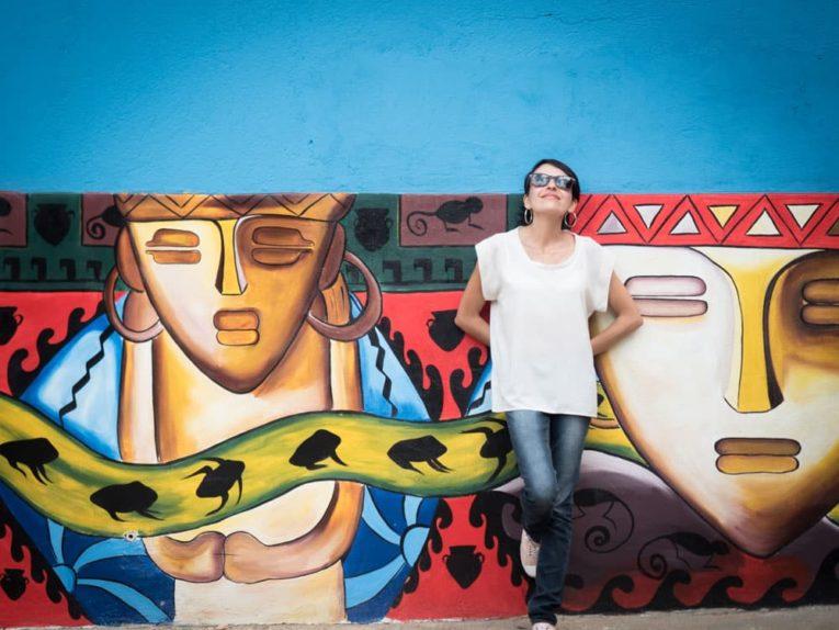 Couleurs de Raquira, Voyage en Colombie
