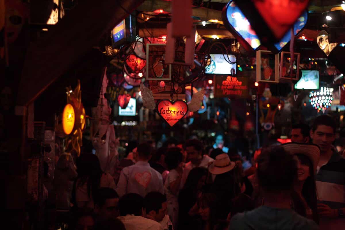 Où faire la fête à Bogota