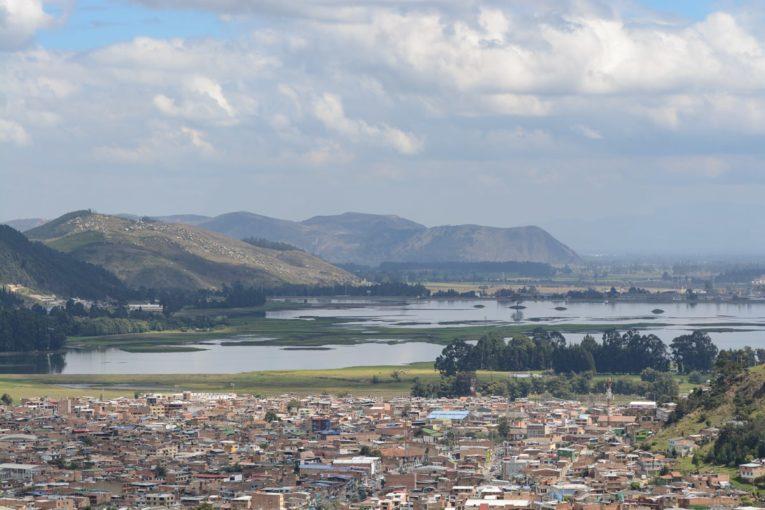 Paysages umstanda balades autour de Bogota
