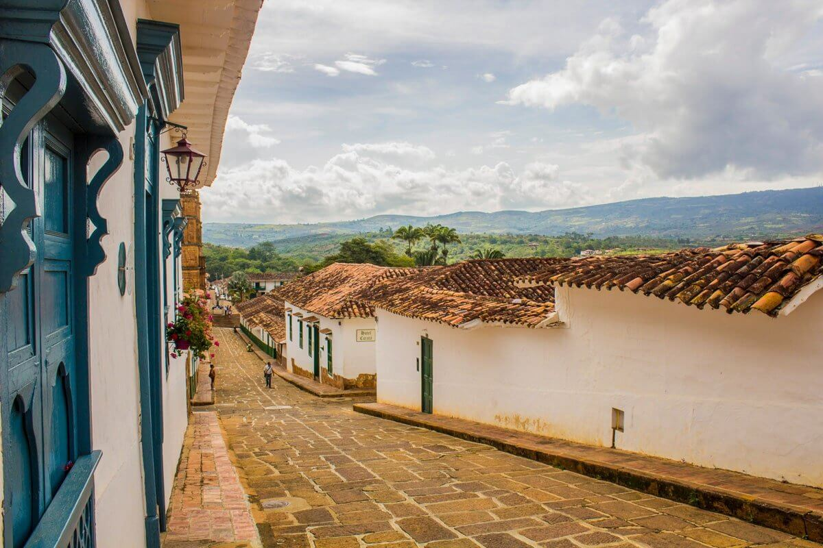 les plus beaux villages coloniaux de colombie