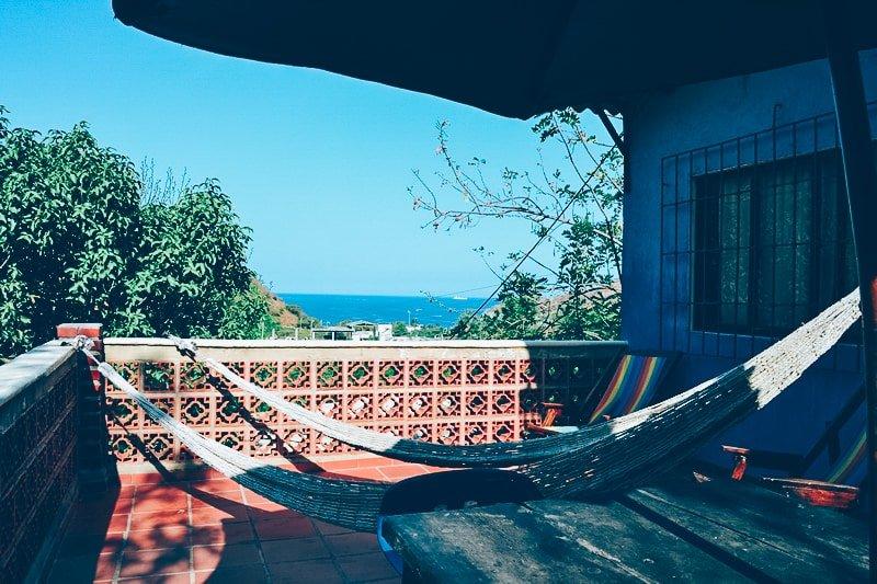hostal casa de felipe à taganga en colombie