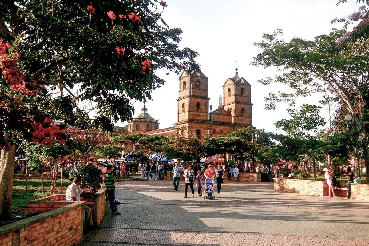 zapatoca beau village colonial de colombie