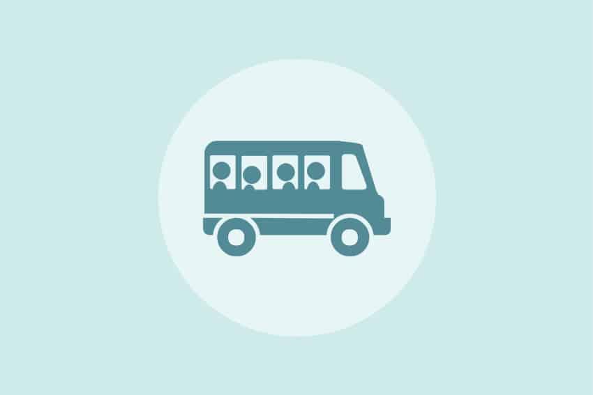 les chauffeurs de bus - 10 infos à savoir avant de partir en voyage en Colombie