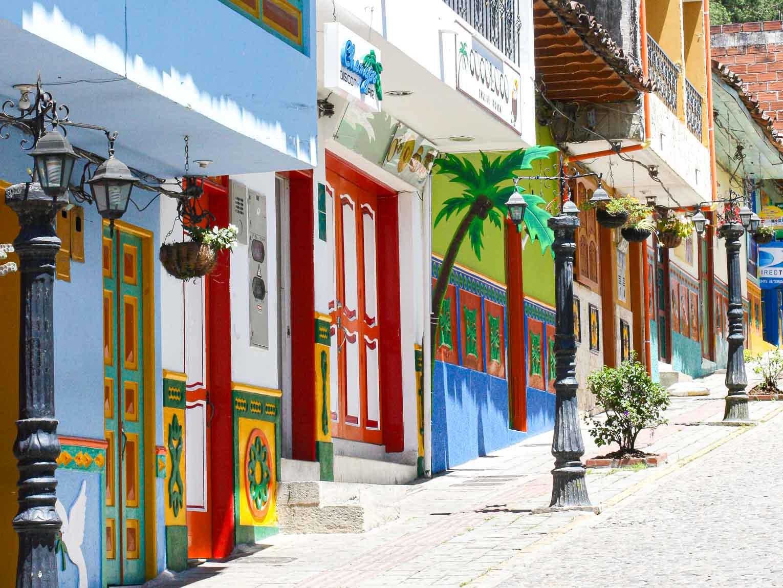 Guatape, une visite à faire autour de Medellin