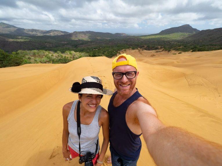 visiter le parc de la Makuira dans la Guajira Colombie
