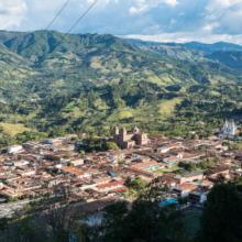 Que faire, quoi visiter autour de Medellin en Colombie
