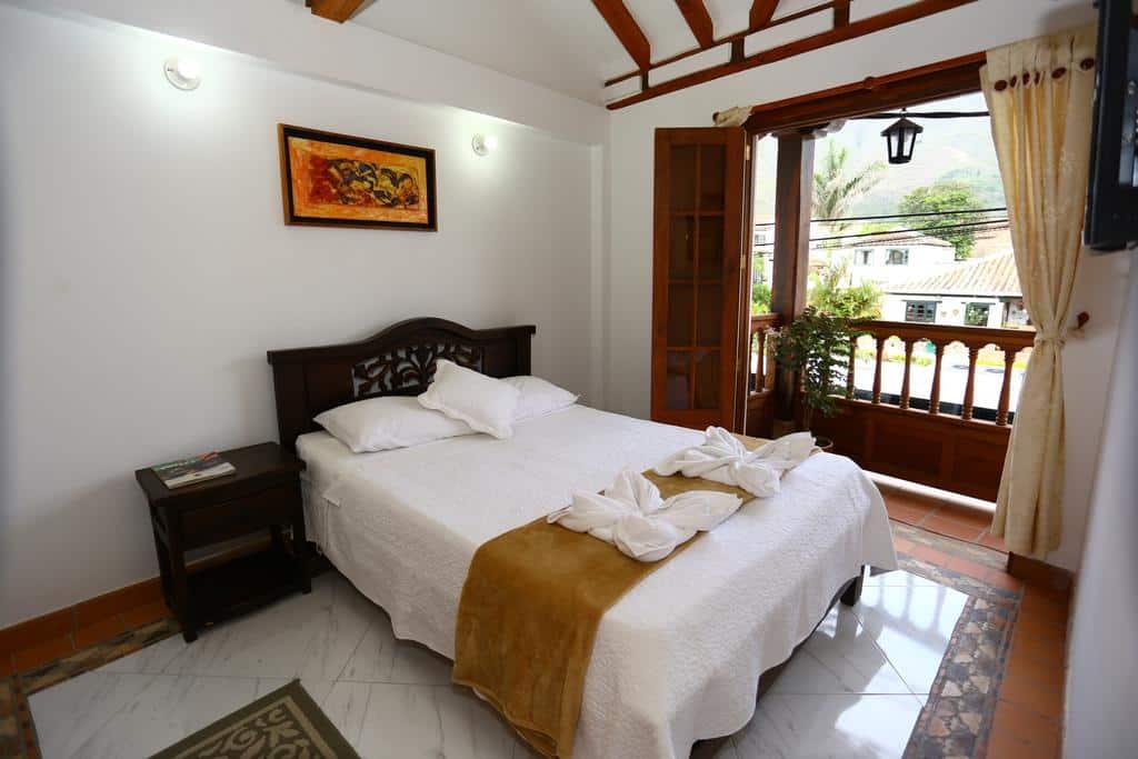 hotel recommandé à villa de leyva casa cantabria