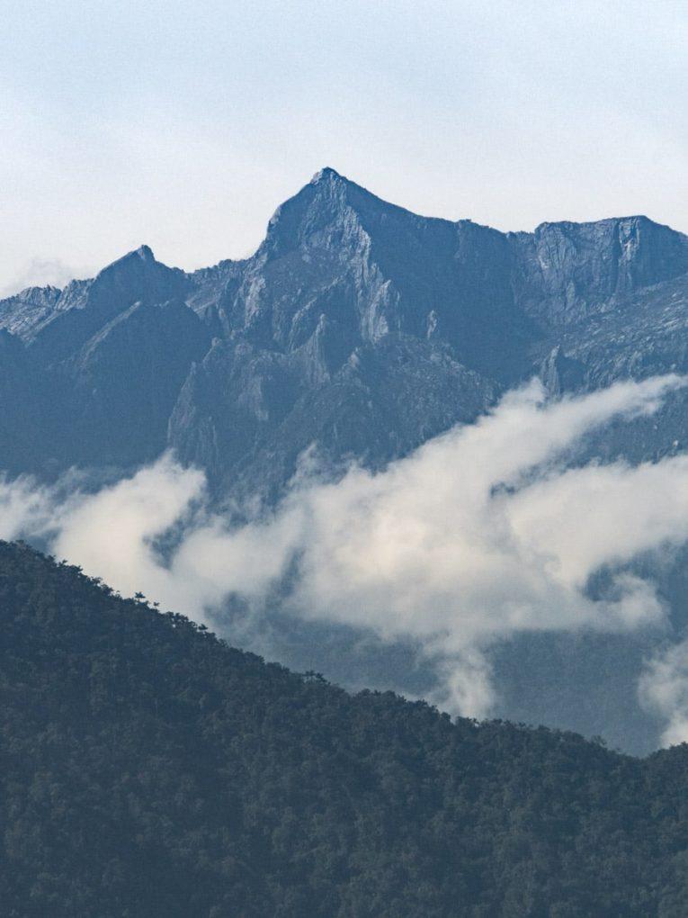 paysage de la Sierra Nevada de Santa Marta