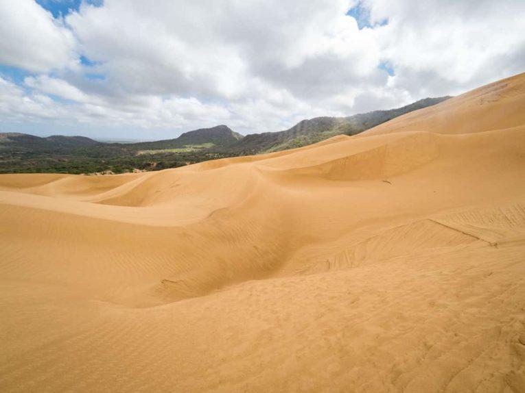 desert de la guajira dunes de arewaro parc de la makuira colombie
