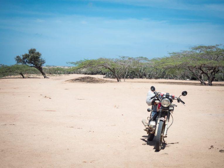 Nazareth desert de la guajira colombie