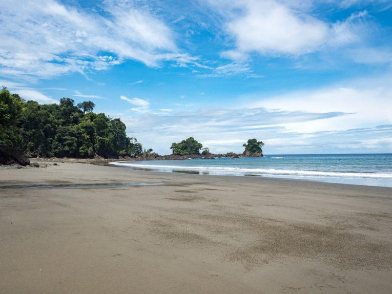 playa cocalito parc utria près de Nuqui et Bahia Solano en Colombie