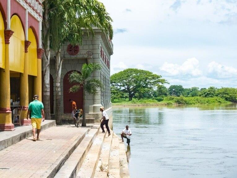 marché public de lorica village patrimoine de la Colombie