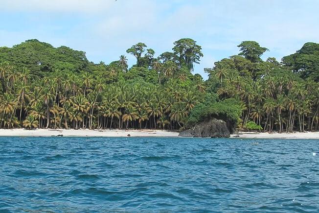 Isla Gorgona les plus belles plages de colombie