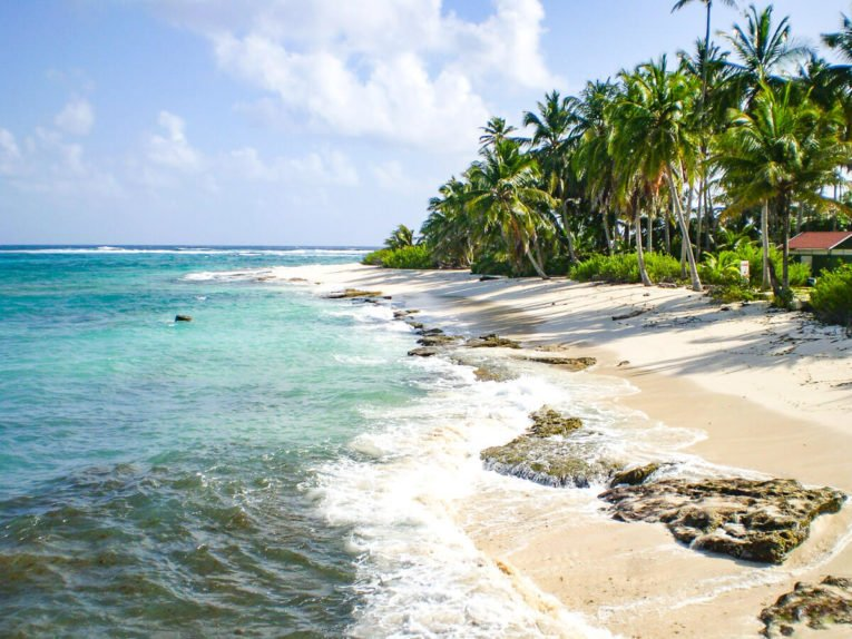 san andres providencia les plus belles plages de colombie