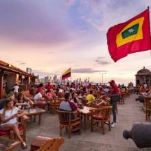 bonnes adresses de bars et restaurants à cartagena en colombie