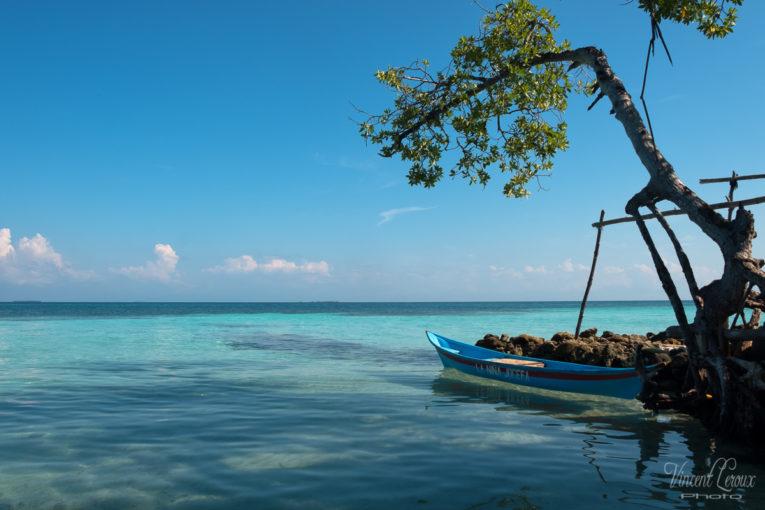 isla mucura archipel san bernardo colombie