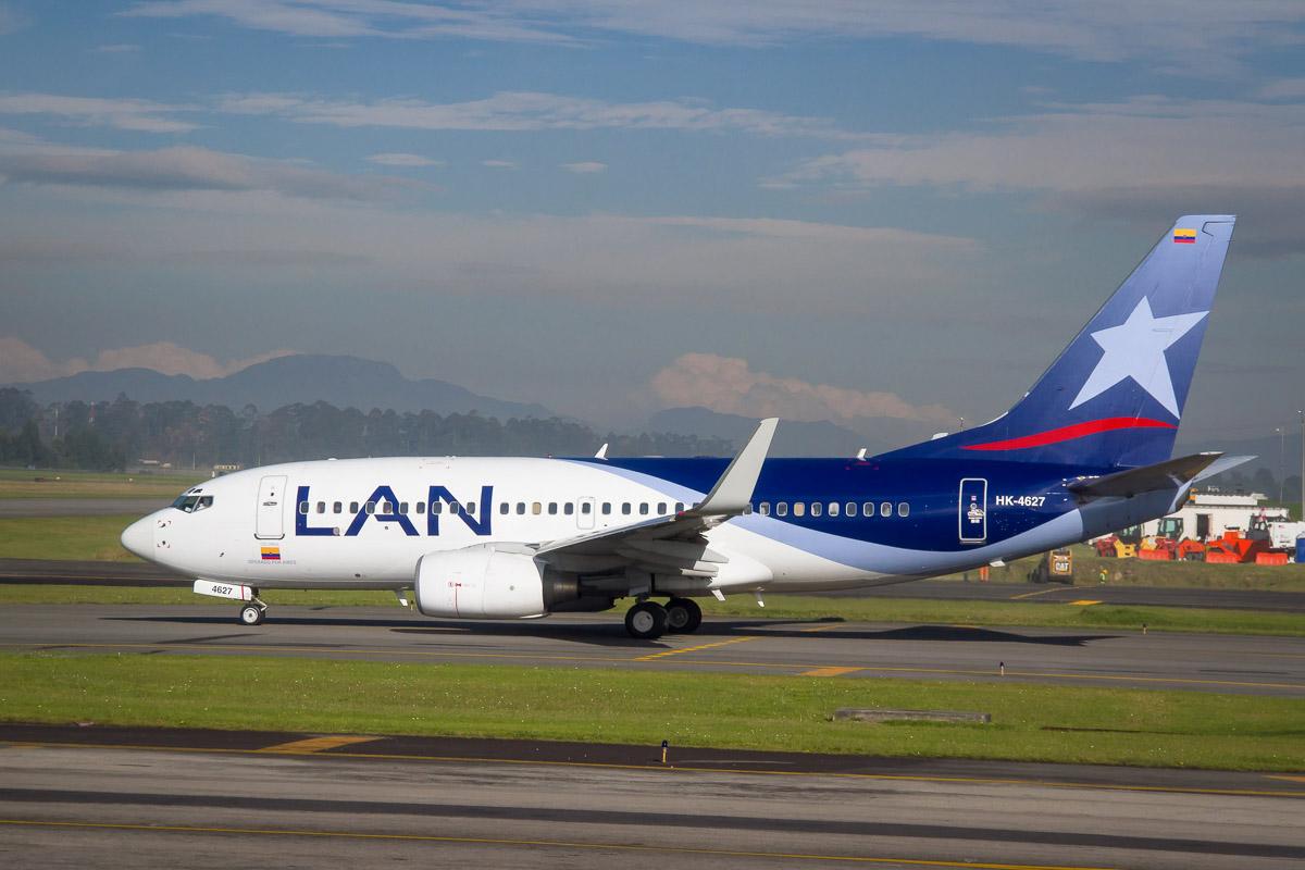 Compagnies aériennes colombiennes pour un vol intérieur