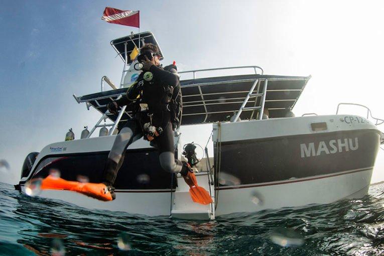 Plongée sous marine à Cartagena et Islas del Rosario