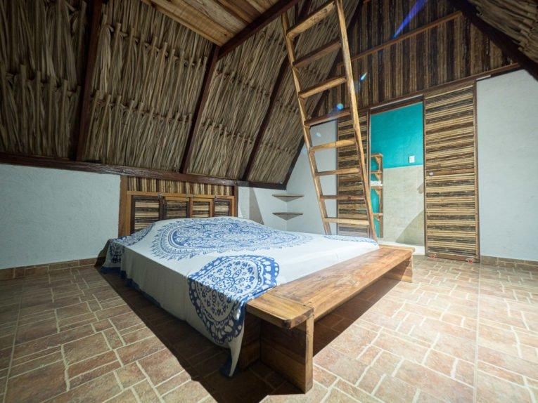 Hébergemennt à Punta de los remedios, la guajira en Colombie
