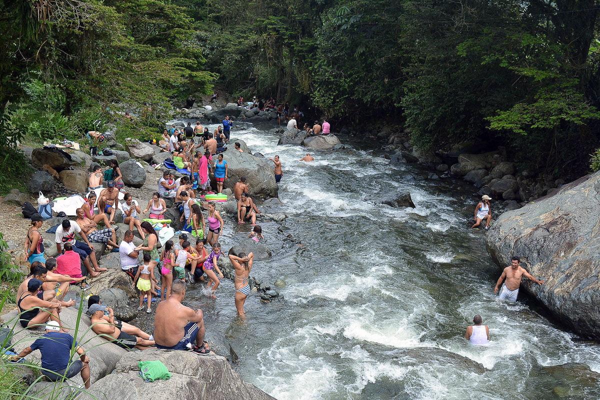 rio pance visites autour de cali en colombie