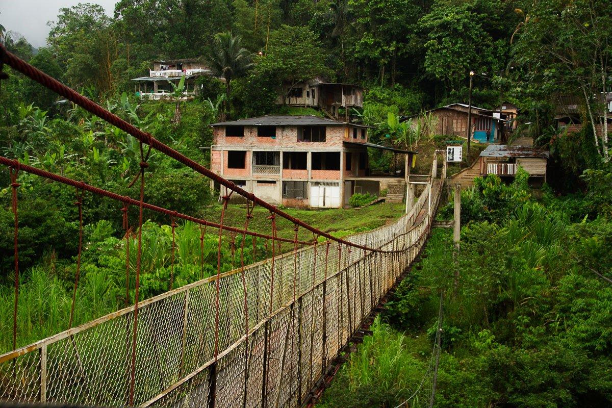 san cipriano visites aux alentours de cali en colombie