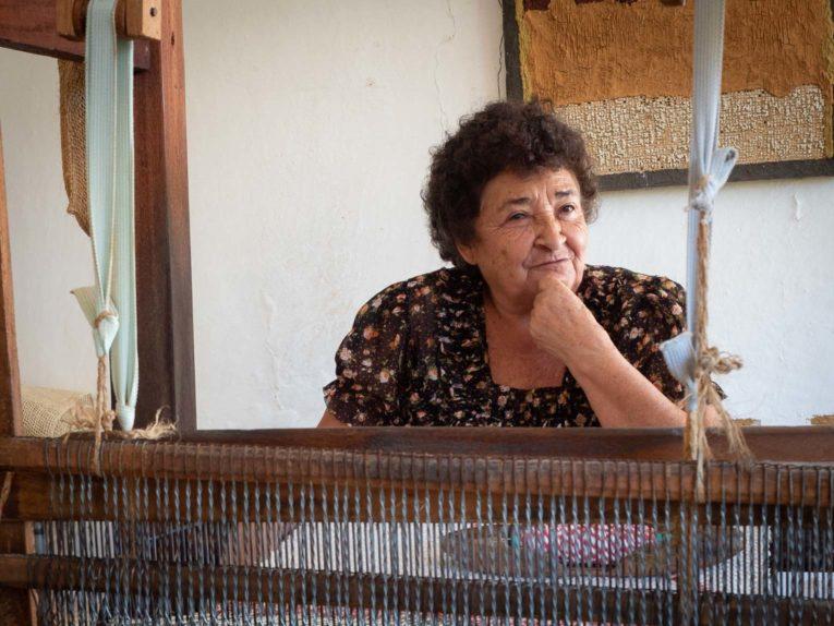 Bernarda, atelier de fique à Barichara, rencontres lors d'un voyage en Colombie