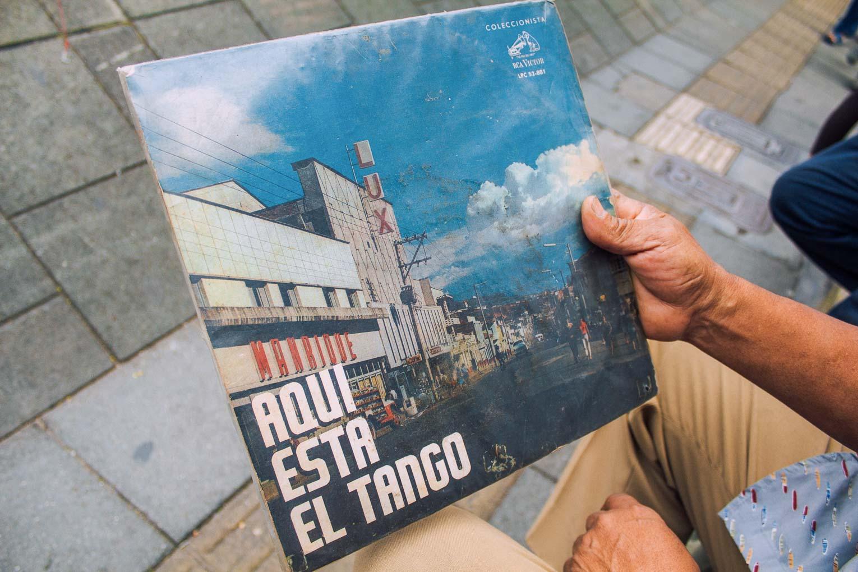 Que faire à Medellin, Tango à la Casa Gardeniana