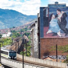 Medellin, que visiter, où loger, comment s'y rendre