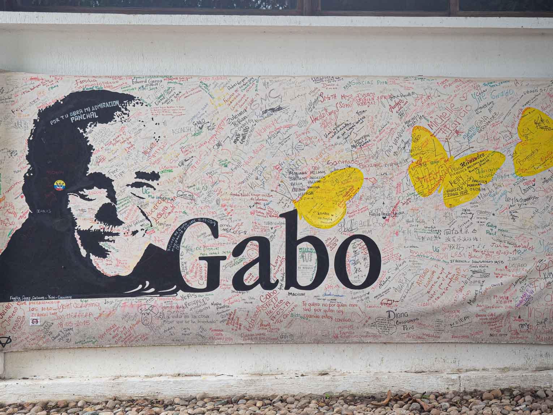 musée gabriel garcia marquez à aracataca, voyage en colombie