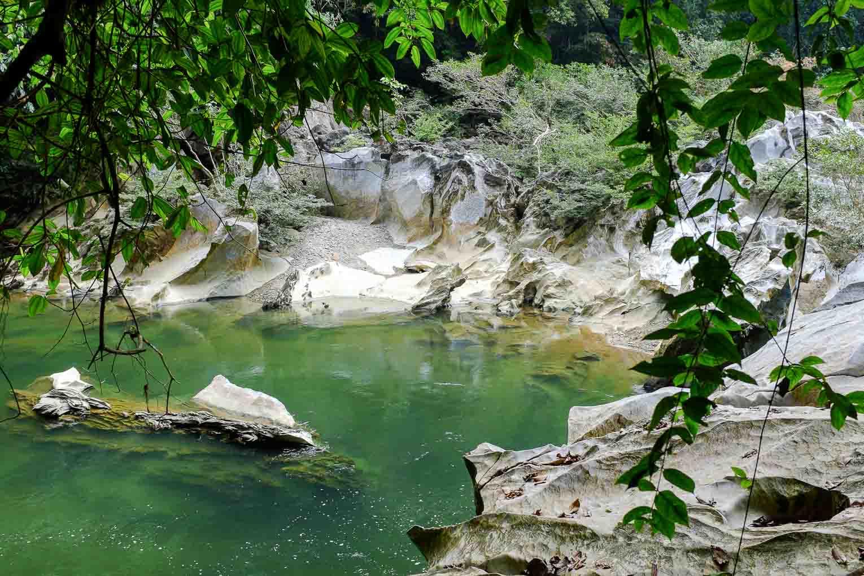 Reserve naturelle de Rio Claro que faire autour de Medellin