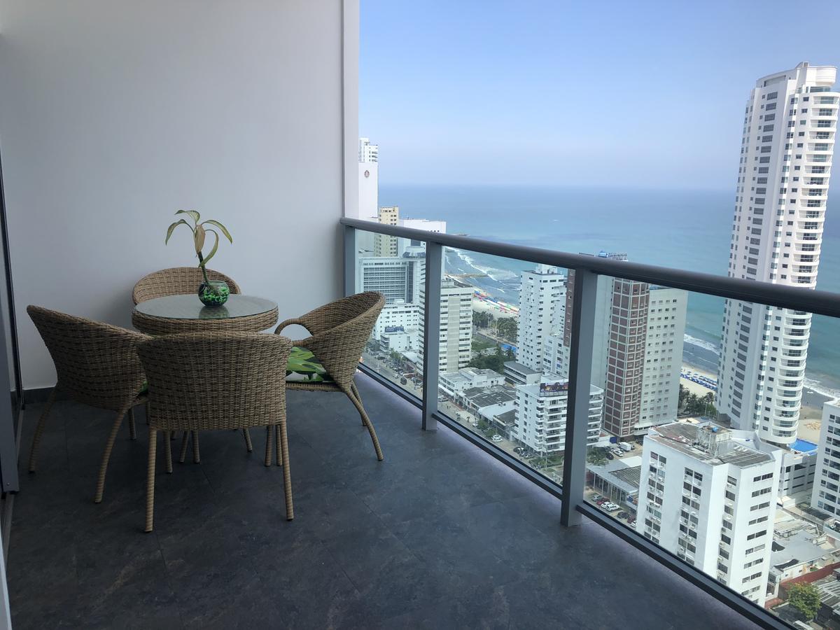 Appartement à Bocagrande, Cartagena