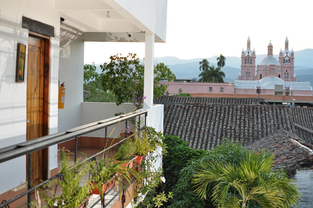 Chrisban hotel boutique à Buga près de Cali en Colombie