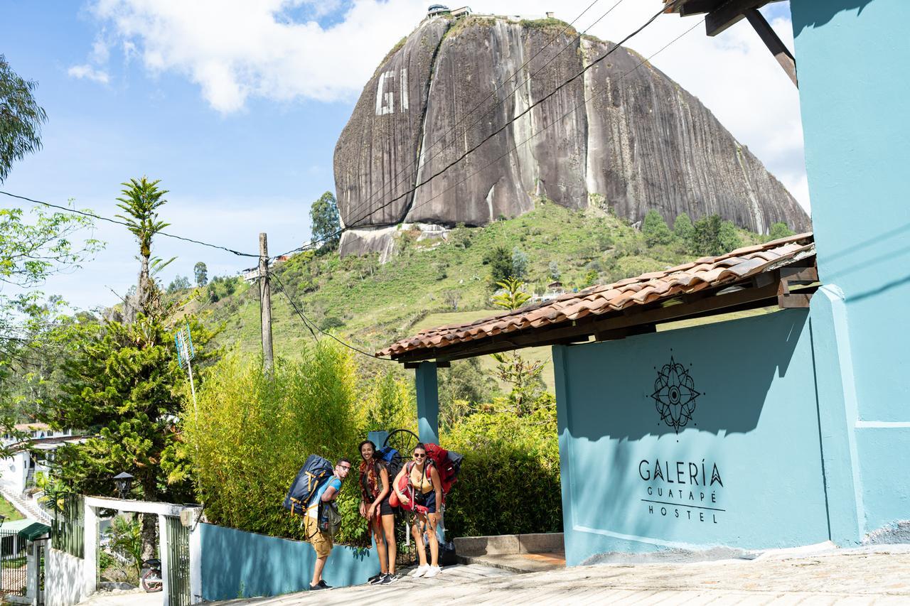 Galeria Hostal à Guatape