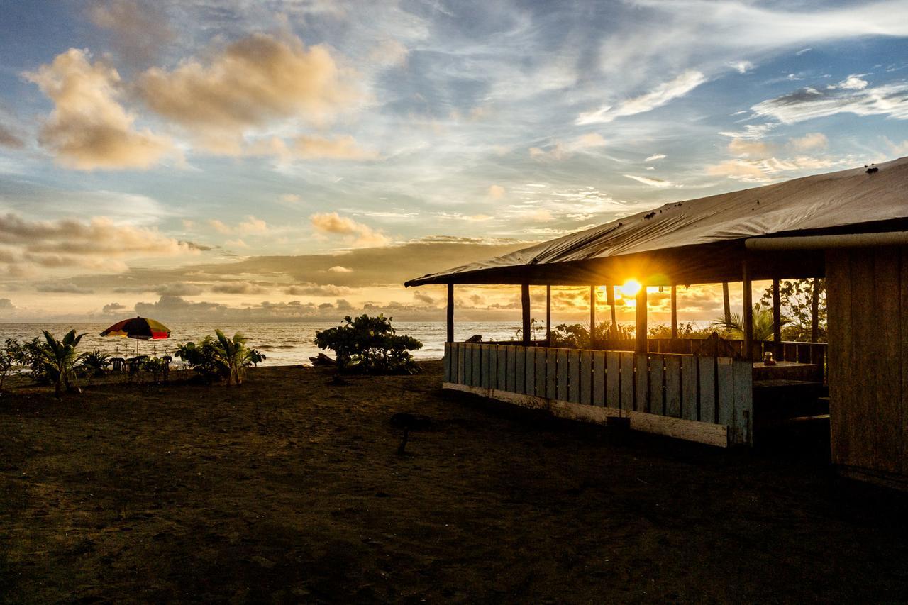 Hostal Pacheco à La Barra sur la cote pacifique en Colombie