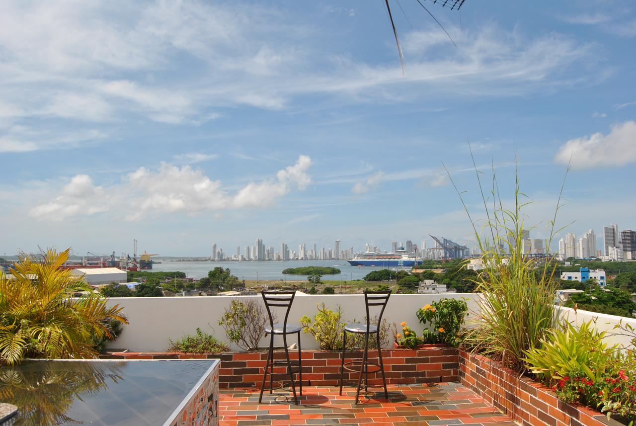 Hostal terraza de las estrellas à Cartagena