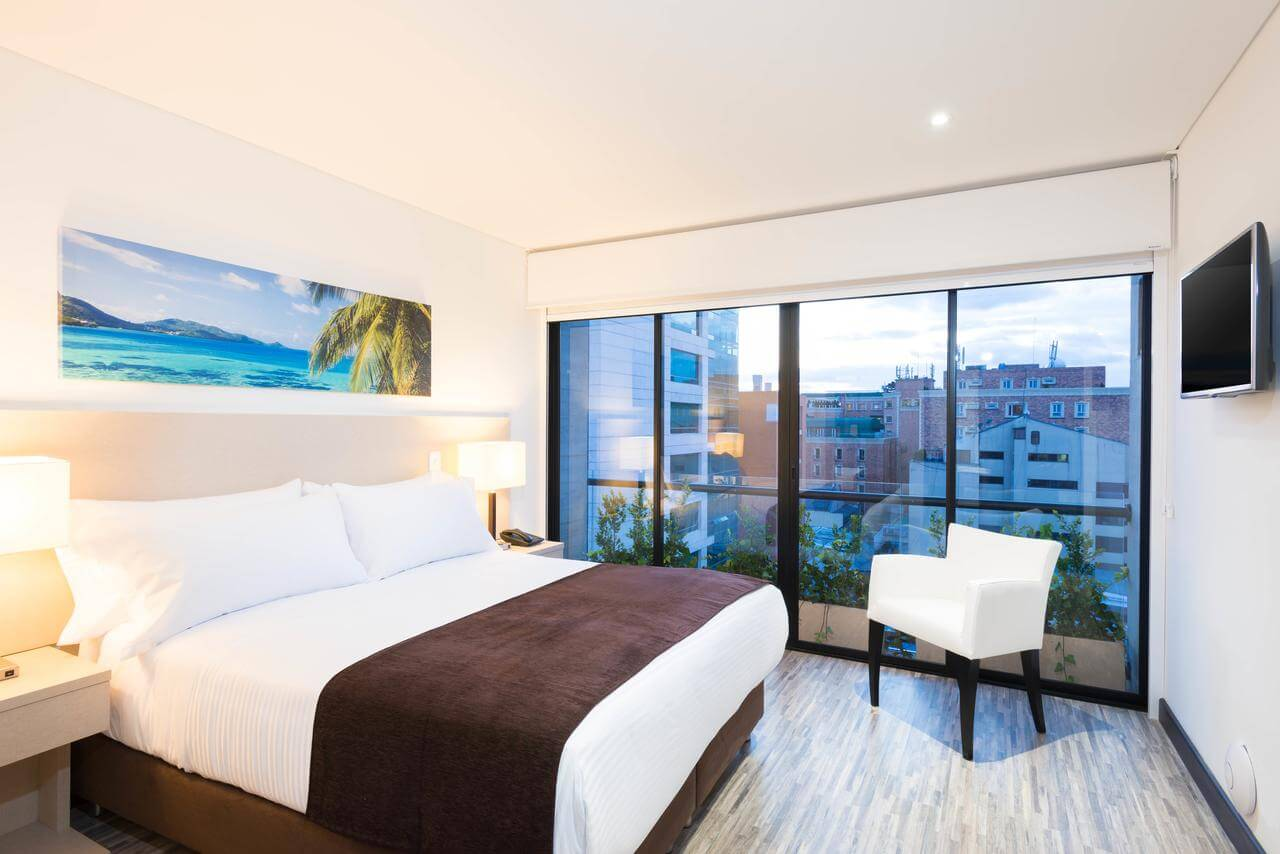 Espace 94 Hotel dans la Zona Rosa à Bogota