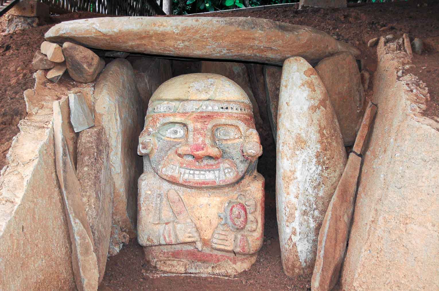 Purutal site à découvrir autour de San Agustin