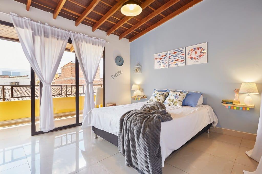 Louer un appartements à Medellin en Colombie