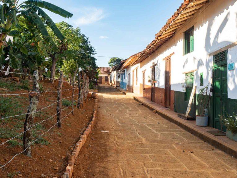Visiter Barichara, village patrimoine du Santander en Colombie