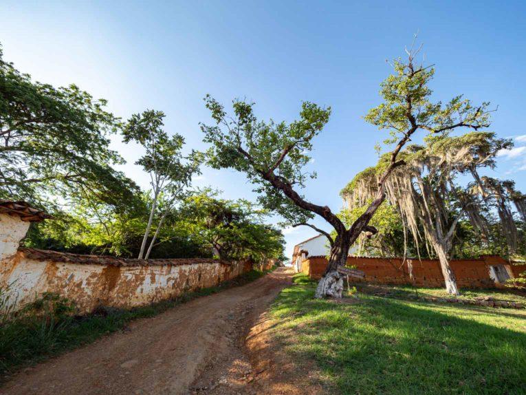Barichara, visite du village patrimoine dans le Santander en Colombie