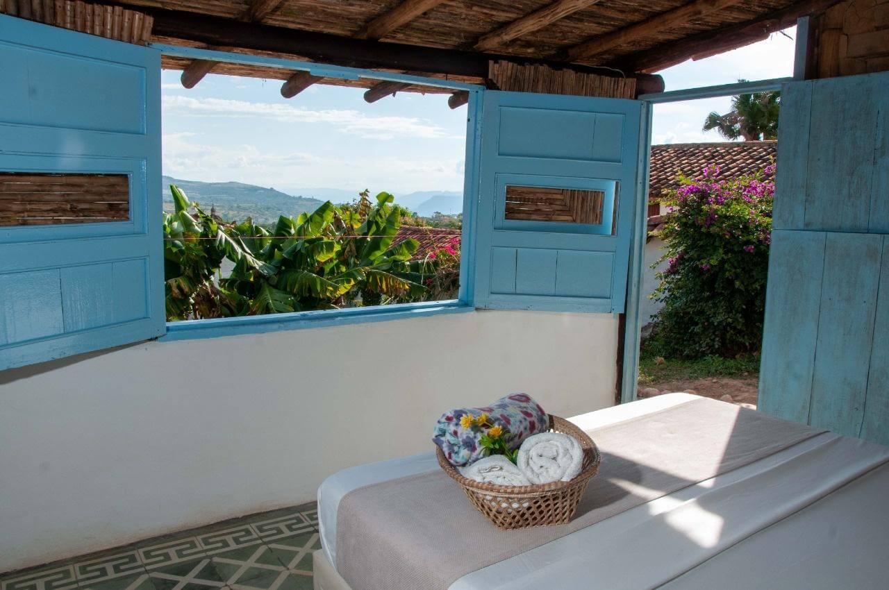 Hotel La Juanita à Barichara en Colombie